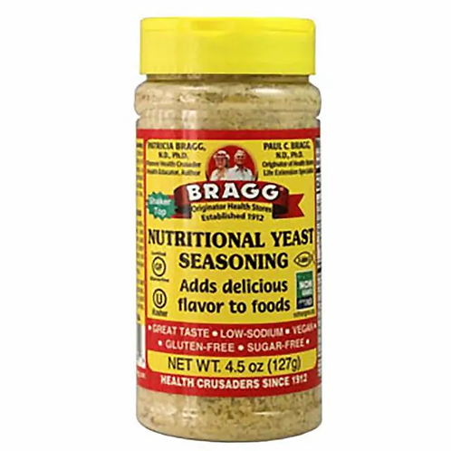 Bragg Nutritional Yeast Seasoning