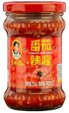 Tomato Lao Gan Ma
