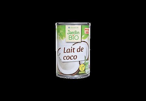 Jardin Bio Lait de Coco