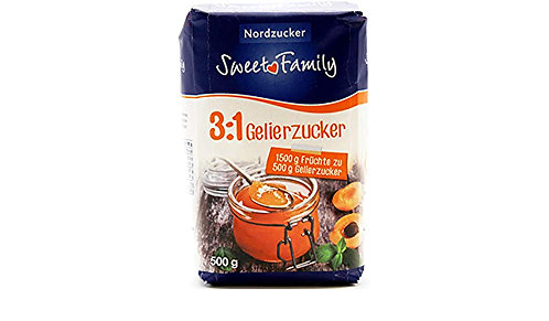 3:1 Gelling Sugar Sweet Family