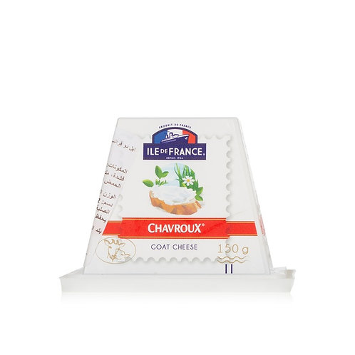 Ile De France Chavroux Goat Cheese