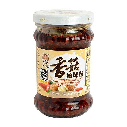 Mushroom Lao Gan Ma