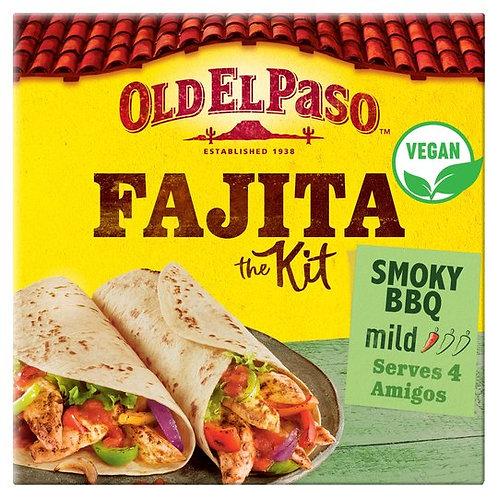 Fajita Kit (Smoky BBQ | Mild) Old El Paso