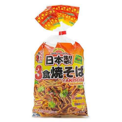 Yakisoba Pre-Cooked Stir-Fry Noodles