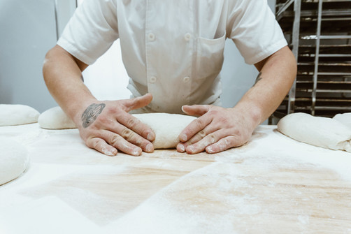 Kneaded With Love...