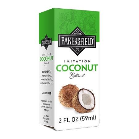 Bakersfield Imitation Coconut Extract