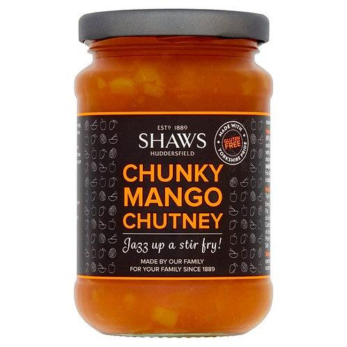 Shaws Chunky Mango Chutney