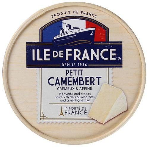 Ile De France Petit Camembert