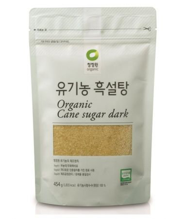 Chung Jung One Organic Dark Cane Sugar