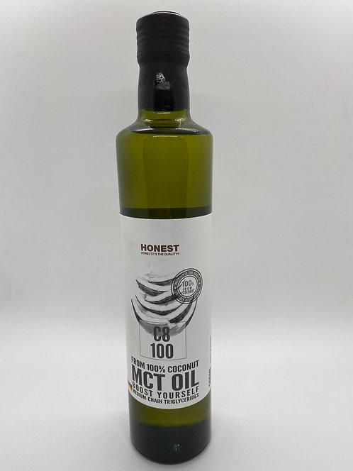 Honest MCT Oil (100% Coconut)