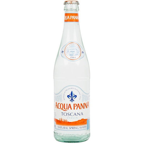 Acqua Panna Toscana (Large Glass)