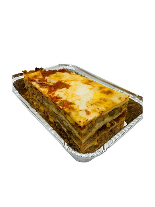 Frozen Bolognese Lasagna