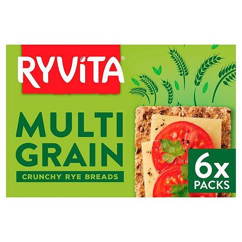 Ryvita Multi Grain Crunchy Rye Bread