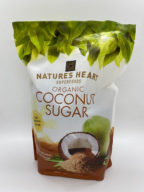 Nature's Heart Organic Coconut Sugar