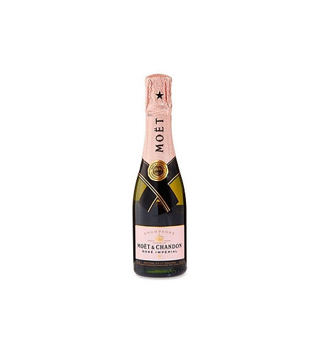 Moet and Chandon Rose Imperial Mini