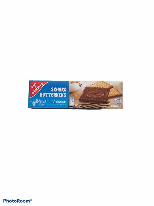 Chocolate Shortbreads Gut & Günstig