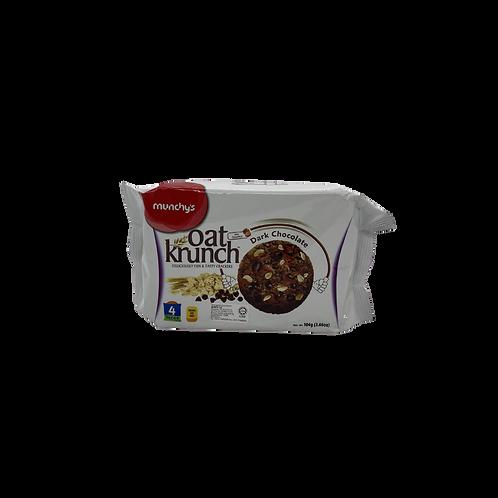 Munchy's Oat Krunch Dark Chocolate Crackers