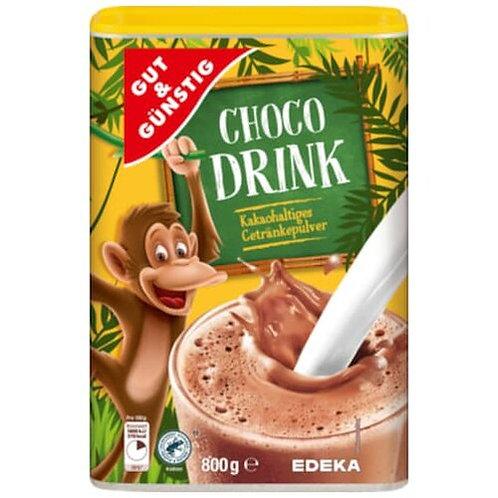 Chocolate Drink Powder Gut & Günstig