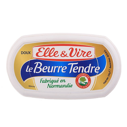 Soft Butter Elle & Vire