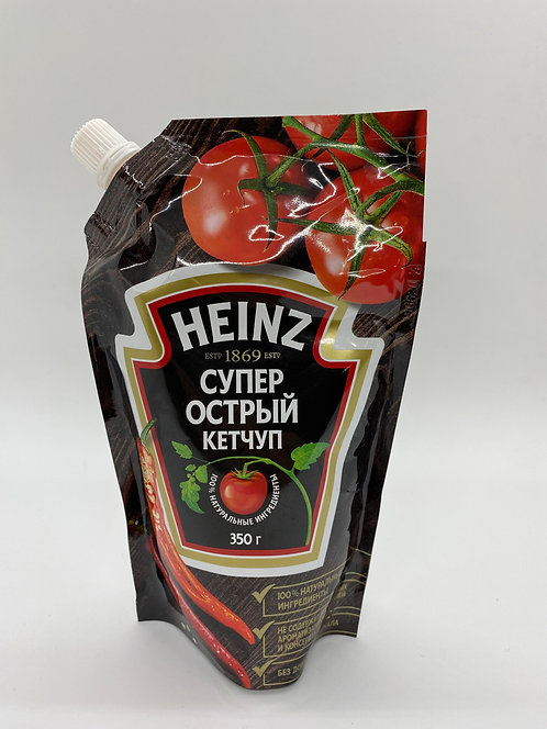 Heinz Extra Spicy Ketchup