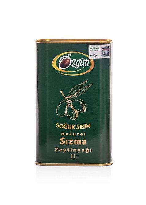 Extra Virgin Olive Oil Turkish
