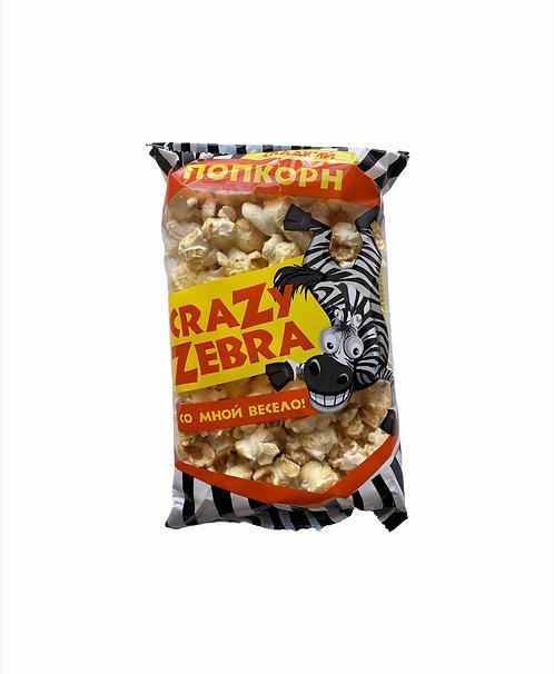 Crazy Zebra Sweet Popcorn