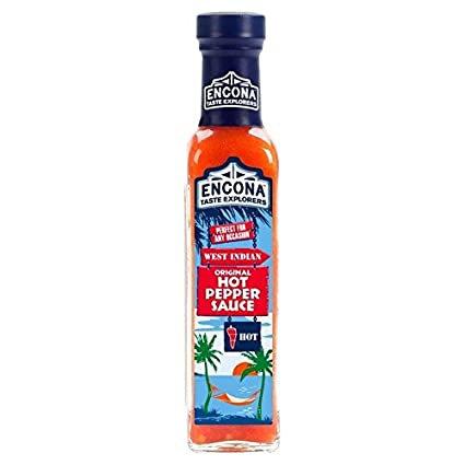 Encona Original Hot Pepper Sauce