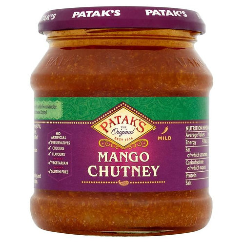 Patak's Mango Chutney (mild)