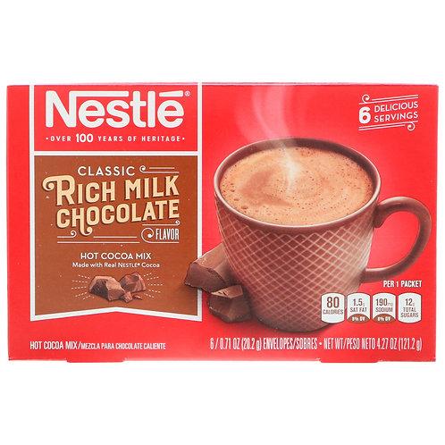Rich Milk Chocolate Hot Cocoa Mix Nestlé