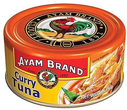 Curry Tuna Ayam