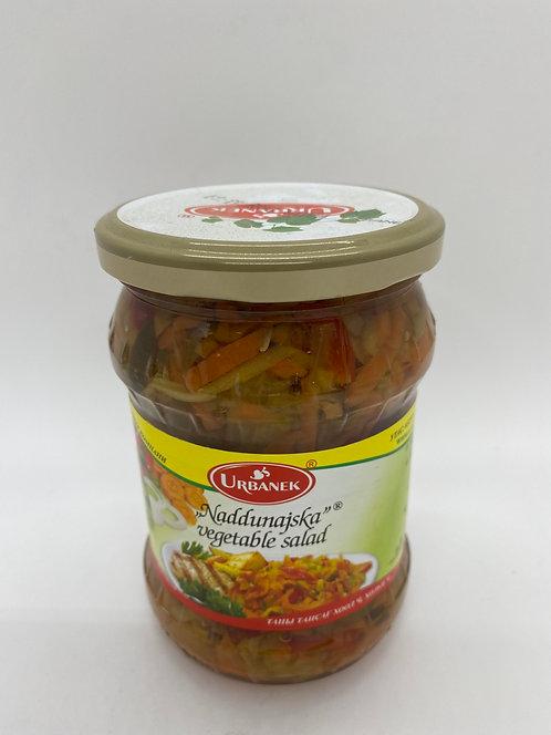 """Urbanek """"Naddunajska"""" vegetable salad (Large)"""