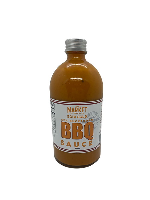 Gobi Gold BBQ Sauce