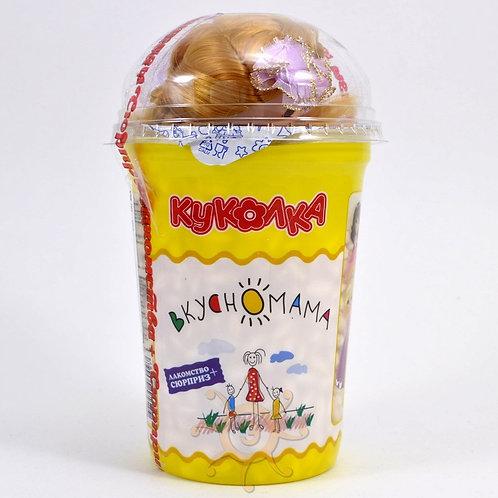 Yummy Mama Rice Snack (with toy) Kukolka