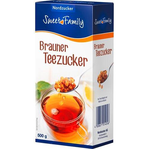 Brown Tea-Sugar Sweet Family