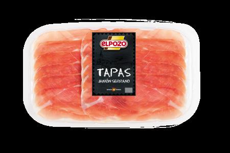 Elpozo Tapas Jamón Serrano