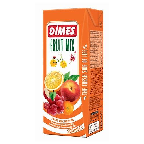 Fruit Mix Juice Mini Dimes Turkish