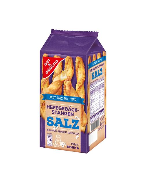 Gut & Günstig Salted Yeast Sticks