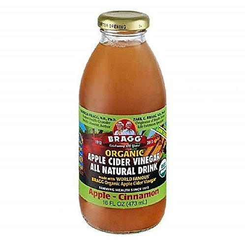 Bragg Apple Cider Vinegar Drink (Apple-Cinnamon)