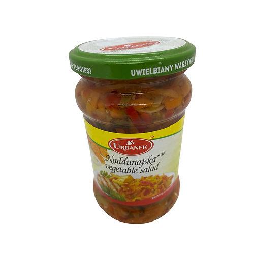 "Urbanek ""Naddunajska"" vegetable salad (Small)"