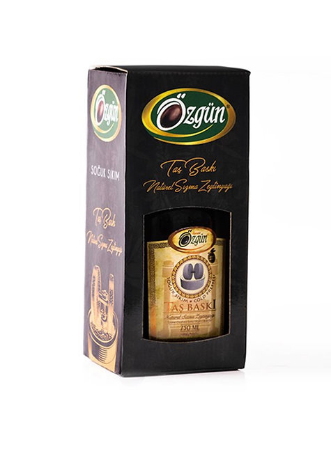 Extra Virgin Olive Oil Traditional Stone Cold Pressed Turkish