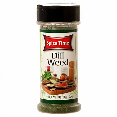 Dill Weed Spice Time