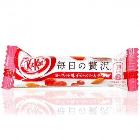 Cranberry Nut KitKats Nestlé Petite