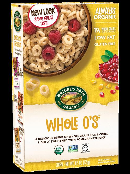 Organic Whole O's Cereal Nature's Path