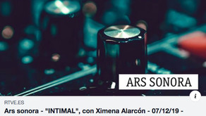 Ars Sonora Radio Entrevista - Interview