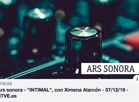 Ars Sonora Radio Entrevista - Interview