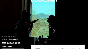 Exhibition at Parabol series: Lydgalleriet (Bergen) 10.01.20-23.02.20