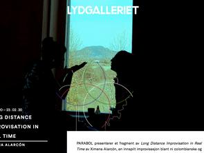 Exhibition at Parabol series: Lydgalleriet (Bergen) 10.01.20-23.02.20