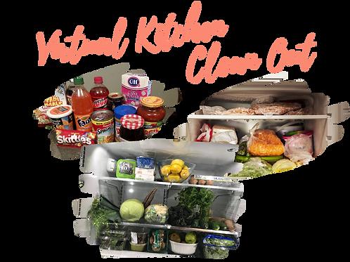 Virtual Kitchen Clean-Out