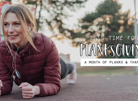Planks & Thanks