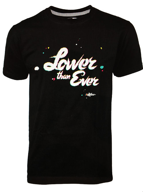 Camiseta Lower than Ever, Dielow